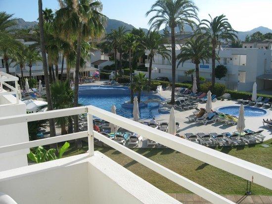 Hoposa Hotel & Apartments Villaconcha: View from room