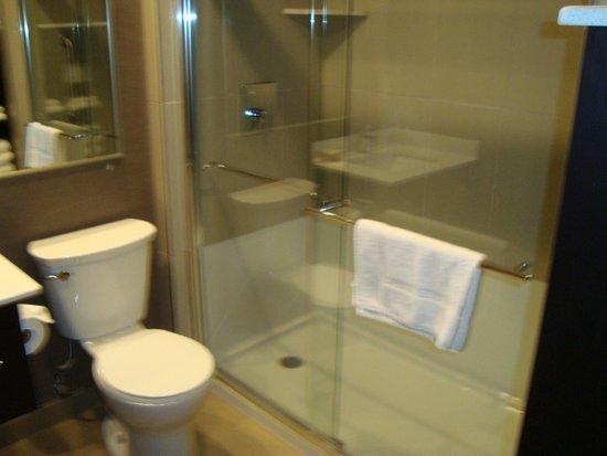 Stonecroft Inn: very clean bathroom