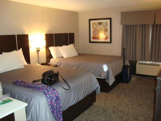 Stonecroft Inn: beautiful spacious room