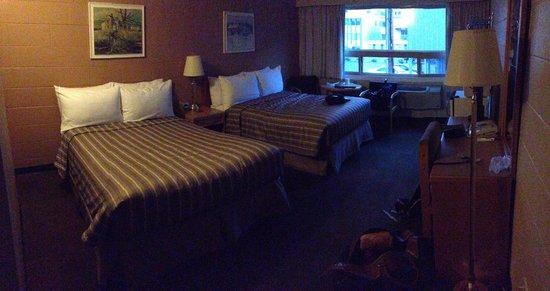 Travelodge Prince George Goldcap BC: Room #225
