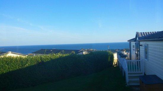 Devon Cliffs Holiday Park - Haven: Gorgeous view