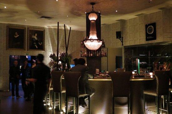 Olivier Avenida : the bar