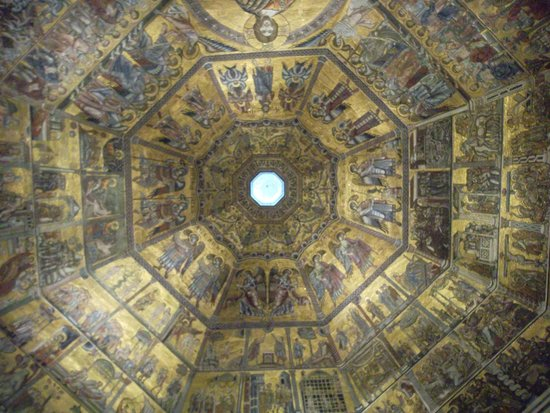 Baptistery of San Giovanni (Battistero) : Baptistery of San Giovanni