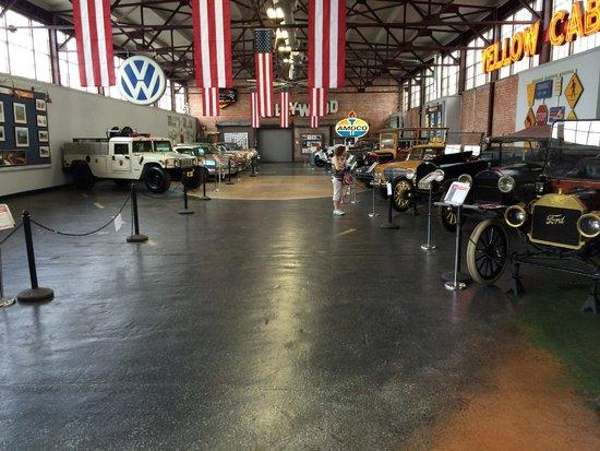 Virginia Museum of Transportation : Auto Collection