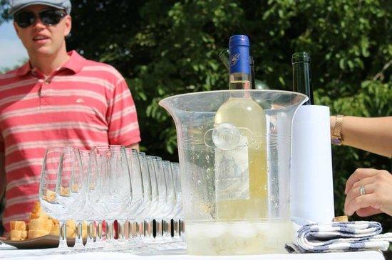 Bergerac Wine Tours: Wine tasting