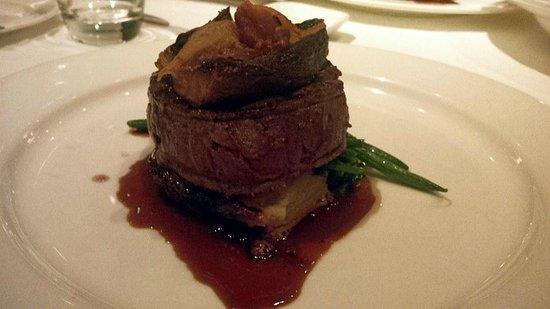 Sala Restaurant: Beef Tenderloin