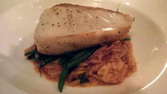 Sala Restaurant: Sea Bass