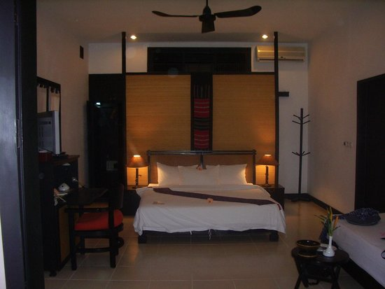La Maison d'Angkor : Chambre
