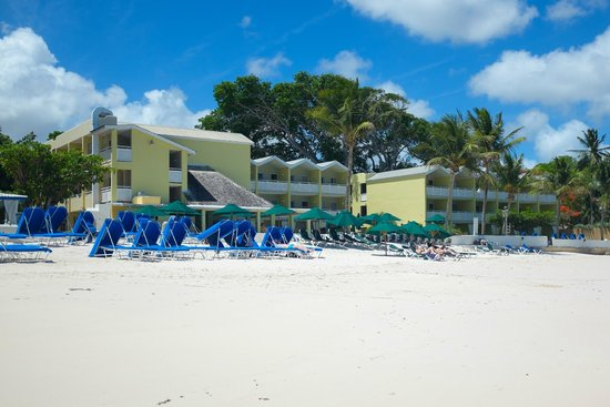 Sea Breeze Beach Hotel: Hotel
