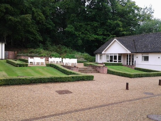 Milsoms Kesgrave Hall: other garden rooms
