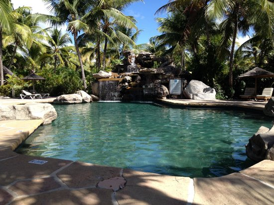 Galley Bay Resort: View of pool