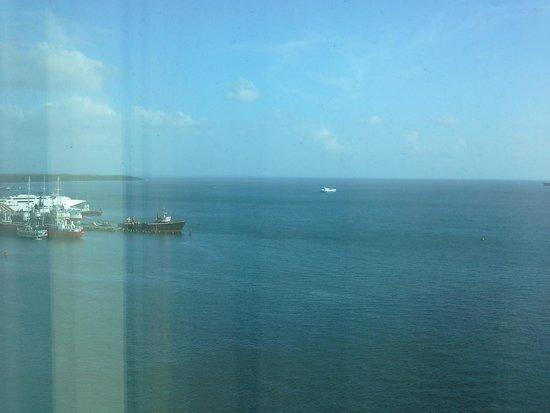 Hyatt Regency Trinidad: ocean view