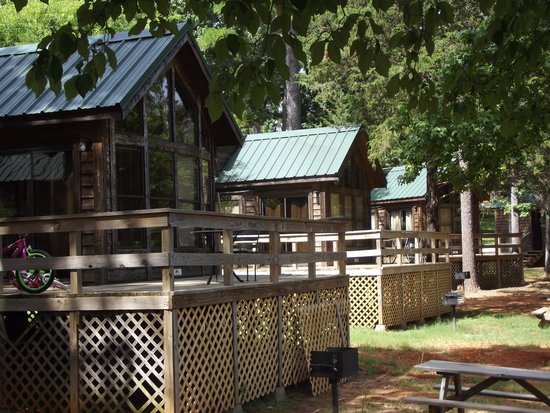Attirant Jellystone Park At Whispering Pines RV U0026 Cabin Resort: Loft Cabins