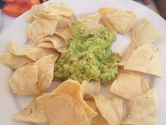 Taqueria La Eufemia: Amazing guacamole