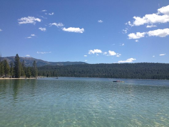 Redfish Outlet Lake: Redfish Lake