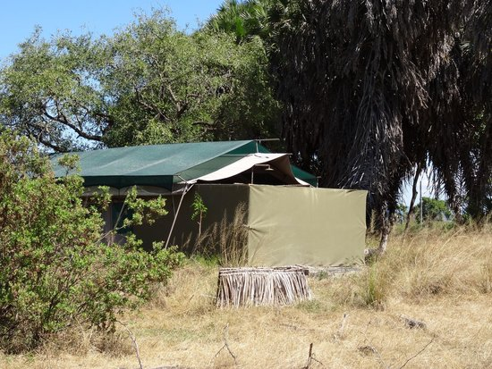 Lake Manze Tented C& Selous Game Reserve Tent 6 - toilet u0026 shower with : canvas toilet tent - memphite.com