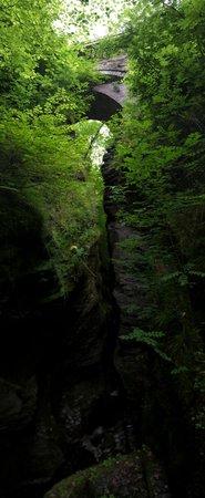 Devil's Bridge Falls