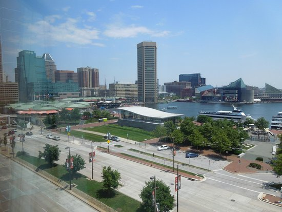 Royal Sonesta Harbor Court Baltimore : another room view