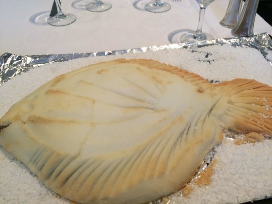 Le Festival de la Mer : Turbot en croûte de sel