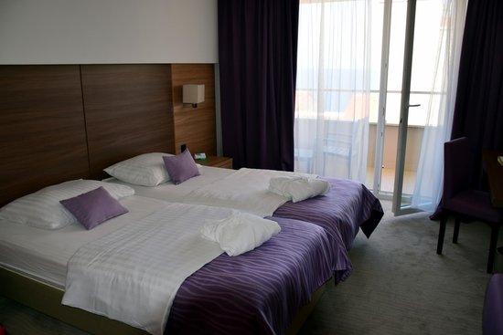 Vitality Hotel Punta: unser Zimmer