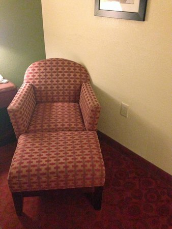 La Quinta Inn Pigeon Forge Dollywood: chair