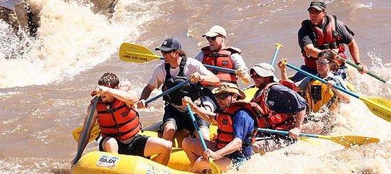 Cottam's Rio Grande Rafting
