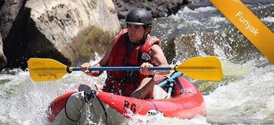 Cottam's Rio Grande Rafting: Funyaks