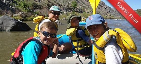 Cottam's Rio Grande Rafting: Scenic float trips