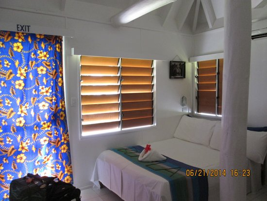 Daku Resort: Clean Attractive Room