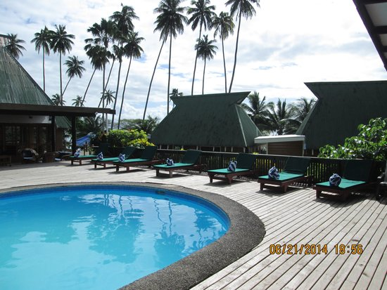 Daku Resort: Pool, anyone?