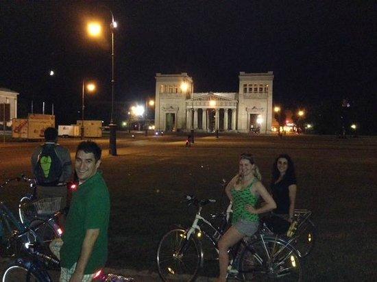 Mike's Bike Tours: Twlight Bike Tour -  Munich