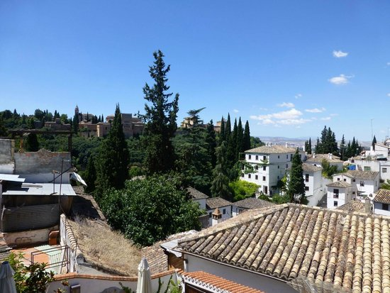 Solar Montes Claros: View from the room