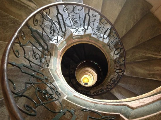 Vienna A La Carte: Melk Abbey staircase