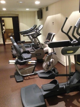NH Collection Palacio de Tepa: Gym