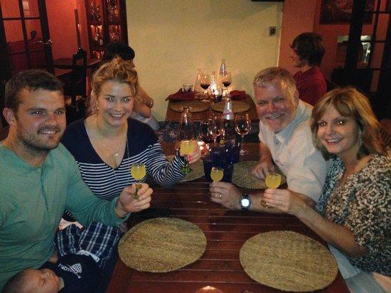 Vecchia Locanda : Lemoncello shots