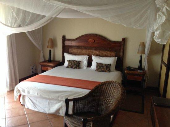 Chobe Marina Lodge: Bedroom