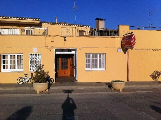 Restaurant Vall-Llobrega: Entrada