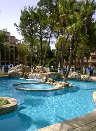 Grupotel Gran Vista & Spa: Bottom pool