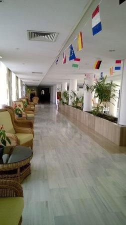 Grupotel Gran Vista & Spa: First floor seating area