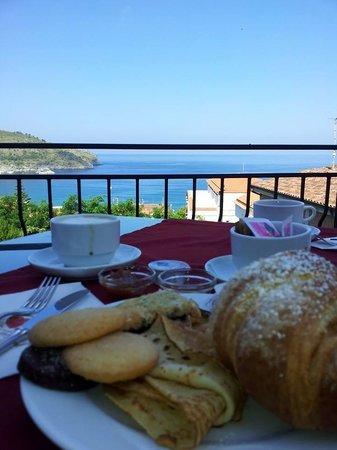 Best Western Hotel La Conchiglia: Colazione