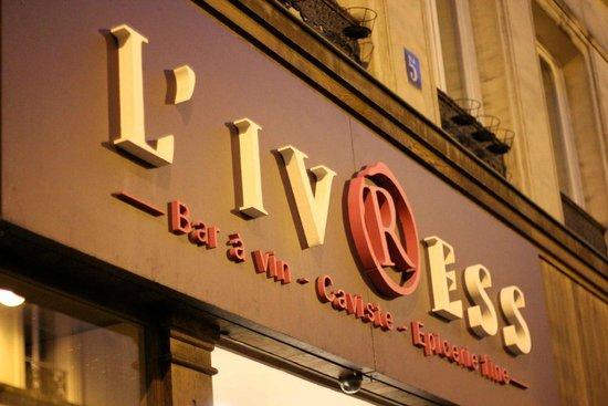Photo of French Restaurant L'Ivress at 5, Rue Poissonniere, Paris 75002, France