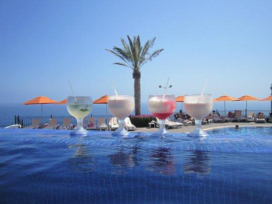 Pueblo Bonito Sunset Beach Golf & Spa Resort: Sky Top Pool Paradise