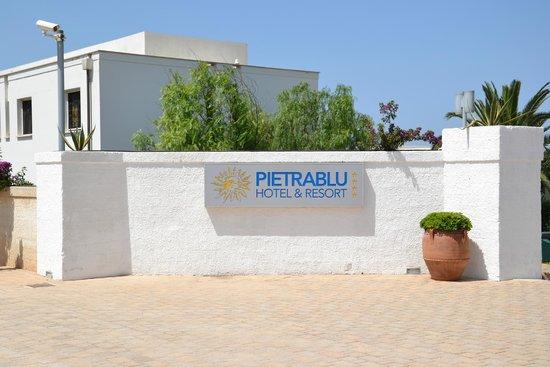 Pietrablu Resort & Spa CDSHotels: INGRESSO