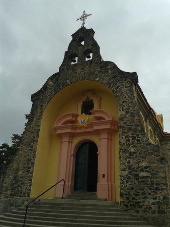 Gruta de Lourdes Alta Gracia: Vista externa