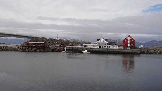 Lofoten Arctic Hotel: Skata