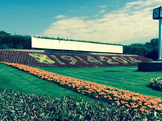 Plymouth Hoe: The memorial garden