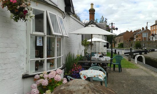 Blossoms Tea Rooms Stourport
