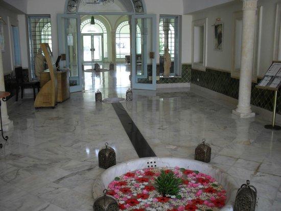 Vincci Flora Park: Inside the hotel