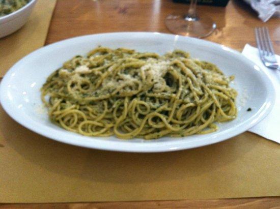 Blue Marlin Cafe: Pesto