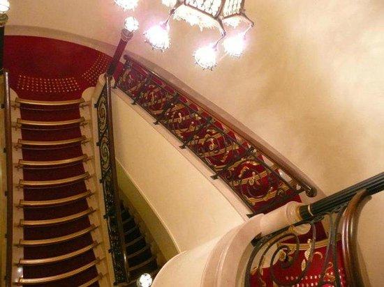 Hotel Monterey Osaka: Hallway
